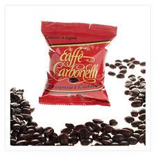 400 CIALDE CAPSULE caffè carbonelli miscela forte COMPATIBILI LAVAZZA