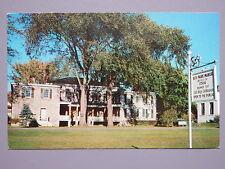 R&L Postcard: Guy Park Manor Amsterdam New York USA,Col Guy Johnson