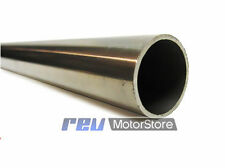"""Acier inoxydable 2.12"""" demi mètre 54mm tube d'échappement réparation tuyau 1.5mm T304 grade"""
