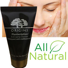 Origins Plantscription Anti Aging Cleanser Face Wash Treatment Skin Care 30ml