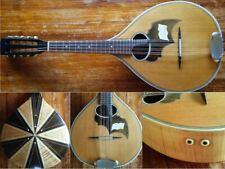 Superior c.1950 Domed Back Mandolin By Georg Walther of Mittenwald, Bavaria. VGC