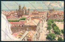 Palermo Città Paoletti cartolina MV6213