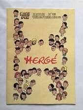 HERGE TINTIN L AGE D OR REVUE N° 15 / 1990 / BD / RARE MAGAZINE