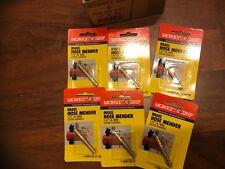 "6- New Monkey Grip Brass  hose  Mender  1/4 "" I.D. hose Repair Kit USA M8896"