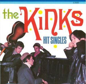 The Kinks - CD: Hit Singles