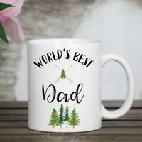 World's Best Dad Mug Dad Mug Worlds Best Dad Father's Day Gift Gifts For Dad