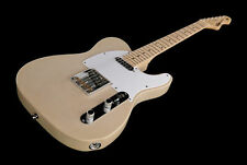 NEW VINTAGE V58JDAB ICON SERIES JERRY DONAHUE ASH BLONDE SIGNATURE TELE GUITAR