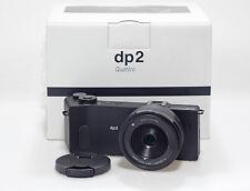 Sigma DP2 Quattro 30 mm 1:2,8 APS-C ***Aussteller**Händler***neuwertig!!