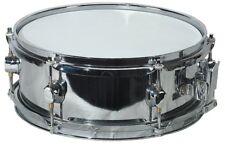 Octroi Caisse claire Drum DC Acier 12''x4,5'' -