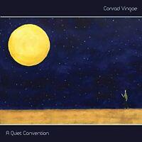 CONRAD VINGOE ~ A QUIET CONVENTION ~ 2020 13-track CD album ~ NEW & SEALED ~FOLK
