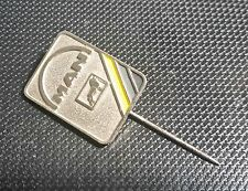 MAN épinglette LOGO laqué du IAA 1985 15X20mm
