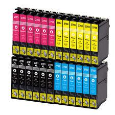 24 Ink for Epson WorkForce WF-7110DTW WF-7610DWF WF-7620DWF WF-3620 WF-3640DTWF