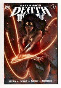 DC's Dark Nights: Death Metal #1 Jeehyung Lee Trade Variant NM+
