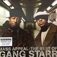 MASS APPEAL The Best Of Gang Star CD. Brand New & Sealed