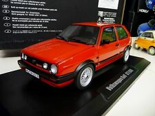 VW Golf GTI 2 g60 rojo Red Limited Edition norev 1:18 nuevo New