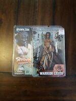 2003 McFarlane Spawn Mutations Series 23 Warrior Lilith Unopened
