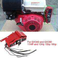 Iron Electric Ignition Switch Box Panel for Honda GX340 GX390 11HP 13HP Engine H