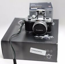 Olympus OM-D E-M10 Mark II Mirrorless Camera + Panasonic Lumix G 20mm f/1.7 II