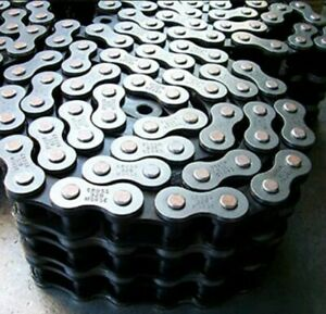 Roller Chain Precision 1  1/4 Inch Pitch NEW Cross Morse