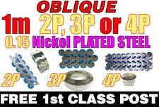 1m schräg vernickelt Belt 2p 3p 4p Spot Welding Battery Free 1st Class Post
