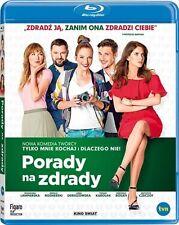 Porady na zdrady - BLU-RAY - POLISH RELEASE SEALED FILM POLSKI  PREORDER