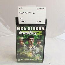Attack Force Z DVD- Sam Neill, Mel Gibson,John Waters 1118