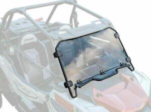 SuperATV Standard Vented Full Windshield for Polaris RZR XP 1000/4/Turbo 2019+