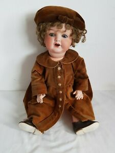 Antique Vintage Armand Marseille Germany 996 A 7 M Bisque Socket Head Doll
