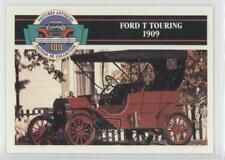 1991 #15 Ford T Touring 1909 Non-Sports Card 0b6