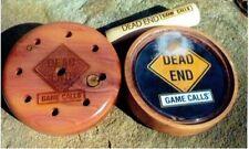 Dead End Game Calls Roadblock Glass Turkey Call