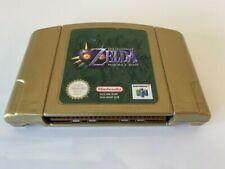 THE LEGEND OF ZELDA: MAJORA'S MASK N64 Nintendo 64 PAL TESTED AND WORKING