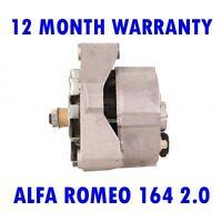 Alfa Romeo 164 2.0 3.0 1987 1988 1989 1990 1991 1992 Alternador