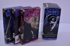 Star Wars Trilogy Vintage VHS Tapes - THX Digitally Mastered