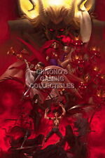 121770 Shin Megami Tensei Nocturne Playstation Decor LAMINATED POSTER FR