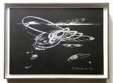 Lee Bontecou 1973 Signed Framed Screenprint Ltd Ed Pristine JKLFA.com