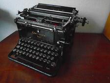 Antike Schreibmaschine Continent...
