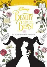 Art of Coloring: Beauty and the Beast : 100 Images to Inspire Creativity