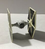 "Vintage KENNER Star Wars ""Tie Fighter"" Diecast Vader Pilot Wings 1978 Nice!!"