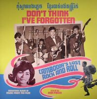Don't Think I've Forgotten: Cambodia's Lost Rock & Roll (Soundtrack) (Record ...