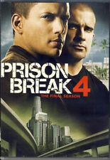 Prison Break - Season 4 (Keepcase) New DVD