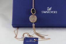 Swarovski Venetie Long Tassel Crystal Pendant Necklace #5019124