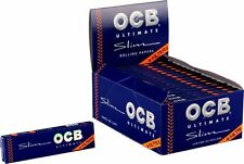 OCB Ultimate Slim King Size 32 Blatt + 32 Tips / 32er (Blättchen,Paper,Papier)