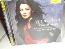 Anna Netrebko: Sempre Libera Verdi/Donizetti/Bellini -Claudio Abbado