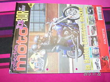 Fascicule Moto Joe Bar Team n°80 Harley FXCW Rocker Side René Bernardet Morigeot