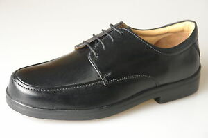 Mens Extra Wide Shoes Leather XXX Extra Wide Fitting Formal Dress 6 - 14