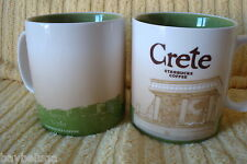 NEW! Starbucks Coffee Global City Mug CRETE kreta island, new with tag! :)