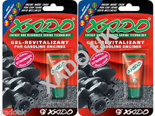 XADO Motore A Benzina Additivo Olio Trattamento Salva carburante,Riduce