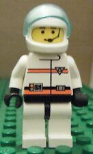 LEGO MINIFIGURE – TOWN RES-Q – RES-Q3 – WHITE HELMET, VISOR - NEW