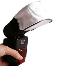 Cloth Universal SOFT Flash Bounce Diffuser for Canon Nikon Sony Metz Yongnuo