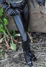 [wamami] 77# Black Leather Trousers/Pants DZ 1/4 MSD AOD DOD DZ BJD Dollfie